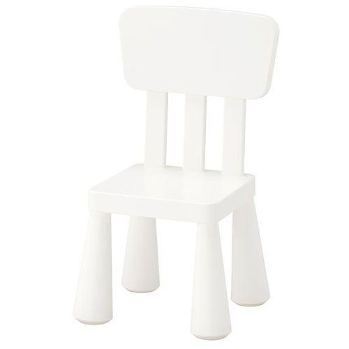 Mammut Krzesełko Dziecięce Do Wewnątrzna Zewnątrz Biały Największy Wybór Produktów Ikea