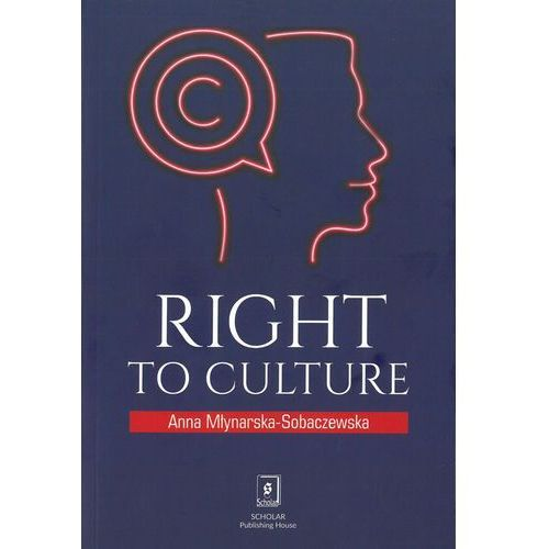RIGHT TO CULTURE, Scholar