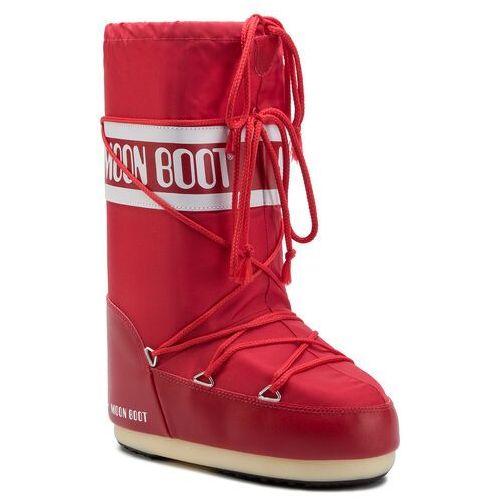561a9a5fc3f36 Moon Boot Moon boot Śniegowce - nylon003 rosso d