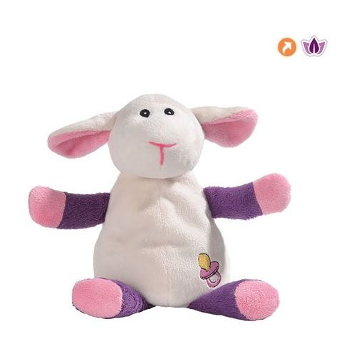 Pure termofor owieczka róż/fiolet Warmies