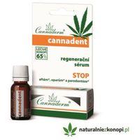 Serum regeneracyjne na pleśniawki i opryszczkę Cannaderm Cannadent