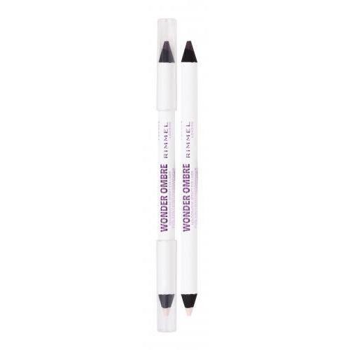 Rimmel London Wonder Ombre Holographic Effect kredka do oczu 1,3 g dla kobiet 003 Purple Prism - Sprawdź już teraz