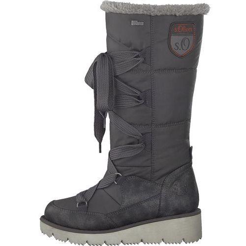 70741c76 Buty zimowe damskie 38 szare (s.Oliver) opinie + recenzje - ceny w ...