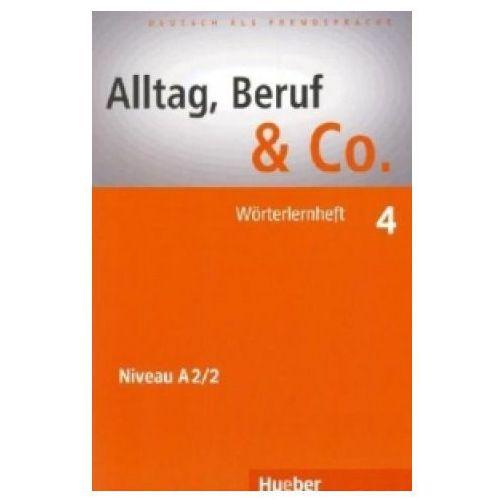 Alltag, Beruf & Co 4. Wrterlernheft (64 str.)