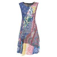 Sukienki długie Desigual MONICA 5% zniżki z kodem CMP2SE. Nie dotyczy produktów partnerskich.