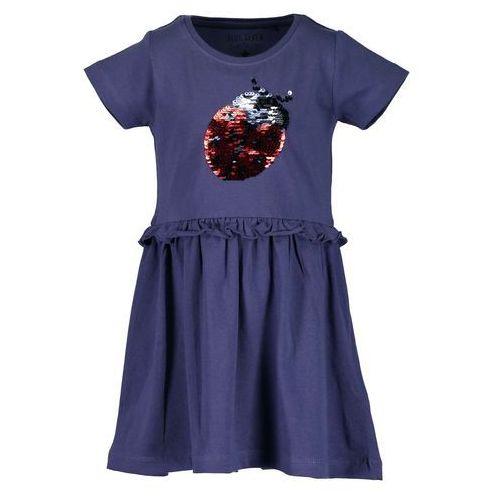 18d9663115 Zobacz ofertę Blue Seven sukienka dziewczęca z cekinami 104 niebieska