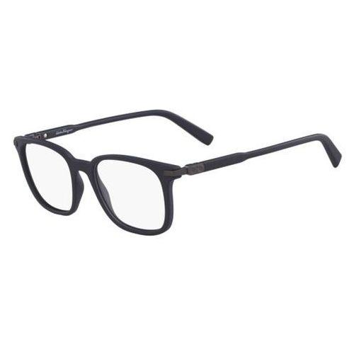 Salvatore ferragamo Okulary korekcyjne sf 2800 454