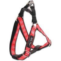 szelki nylonowe regulowane dla średniego psa nx5 35-65/2,5cm marki Ami play