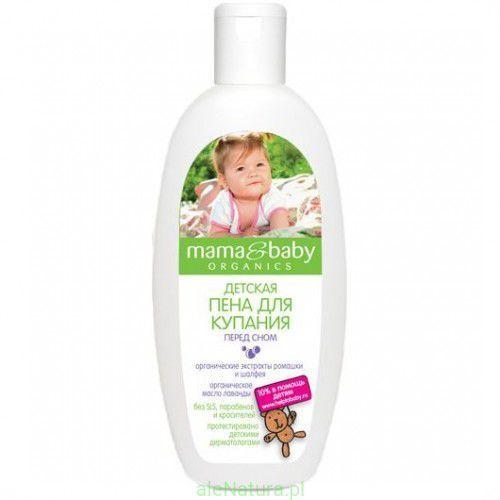 Mama&Baby - Delikatny szampon dla dzieci bez mydła i łez 300 ml, MB7
