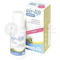 AIR-LIFT Spray odświeżający, zwalcza nieświeży oddech (halitozę) - 15ml