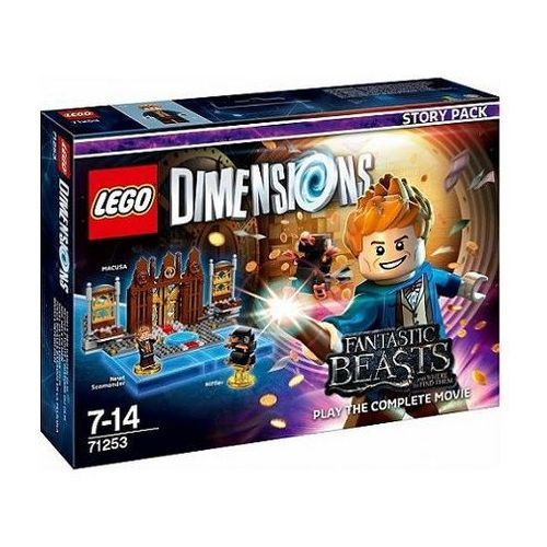 Warner brothers entertainment Lego dimensions story pack fantastic beasts