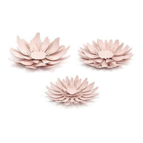 Dekoracja papierowa Kwiat - 3 szt. (5902230729681)