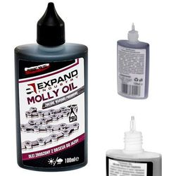 Expand Olej do łańcucha chain molly pro lubricatio 100ml