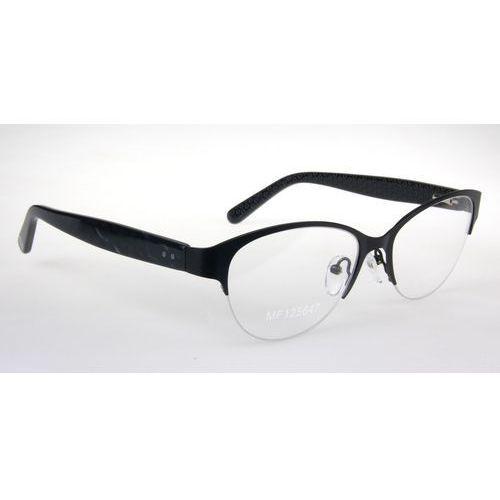 Lorenzo conti Oprawki okularowe lorenzo mf125647 c3- czarny