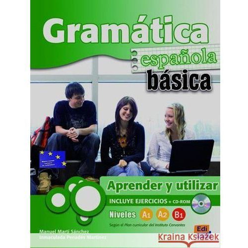 Gramatica espanola basica A1 A2 B1+Cd (2009)
