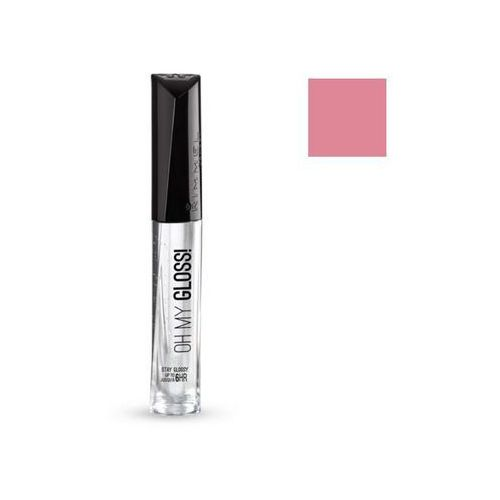 stay glossy oh my lipgloss 6,5ml w błyszczyk 160 stay my rose marki Rimmel london