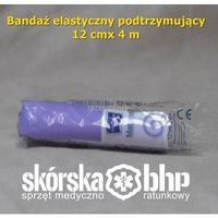 Tzmo, polska Bandaż elastyczny podtrzymujący matolast szer. 12 cm