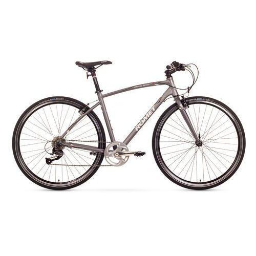 Rower Romet MISTRAL URBAN 21 srebrny - 21 srebrny (5907782770075)