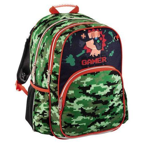 a02bb35047be9 Hama plecak szkolny dla dzieci   gamer - gamer - fotografia Hama plecak  szkolny dla dzieci