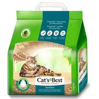 Cats best sensitive, żwirek zbrylający - 20 l (7,2 kg) (4002973257135)