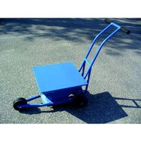 Wózek do oznaczani linii