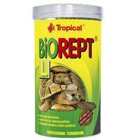 Tropical biorept l granulat puszka 500 ml/140 g- rób zakupy i zbieraj punkty payback - darmowa wysyłka od 99 zł (5900469113554)