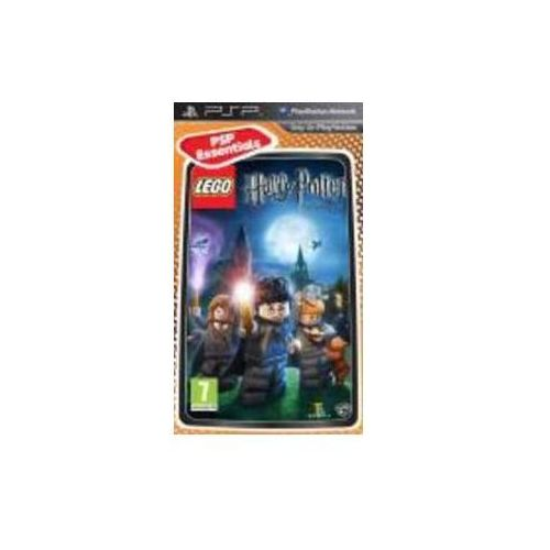 Warner brothers entertainment Lego harry potter: lata 1-4 (5051892017299)
