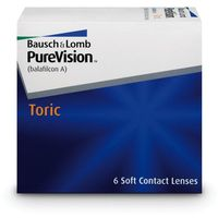Bausch & lomb Pure vision toric