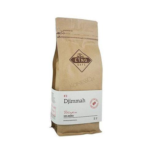 Kawa ziarnista Etno Cafe Djimmah 250g, 38.03 ECDJI0,25