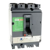 Schneider electric Wyłącznik kompaktowy cvs250f tm250d 3p lv525333