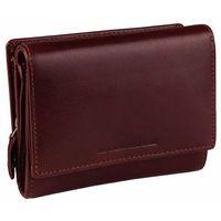 The Chesterfield Brand Avery Portfel RFID skórzany 13.5 cm rot ZAPISZ SIĘ DO NASZEGO NEWSLETTERA, A OTRZYMASZ VOUCHER Z 15% ZNIŻKĄ