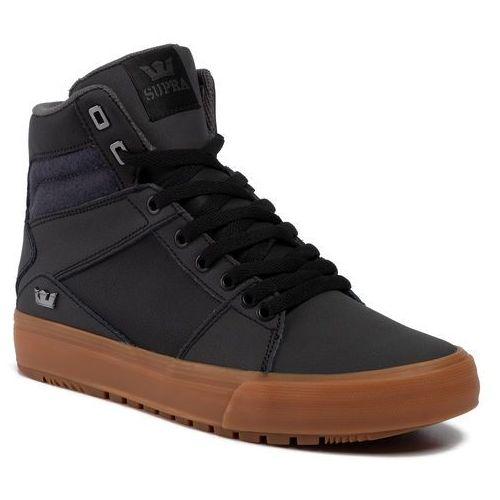 Sneakersy aluminum cw 06376 008 m black (Supra)