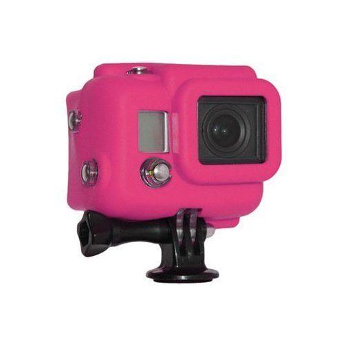 Pokrowiec XSORIES do GoPro Hero3 Różowy