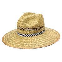 czapka z daszkiem VOLCOM - Throw Shade Straw Ht Natural (NAT)