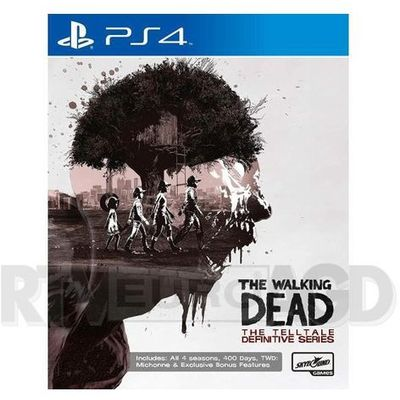 Gry PlayStation4 Skybound Games