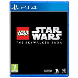 Warner brothers entertainment Gra ps4 lego gwiezdne wojny: skywalker saga