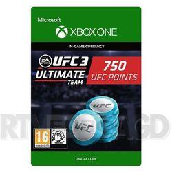 Microsoft Ea sports ufc 3 750 punktów [kod aktywacyjny]