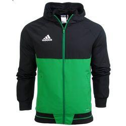 Adidas Kurtka chlopieca wiatrowka tiro 17 bq2788