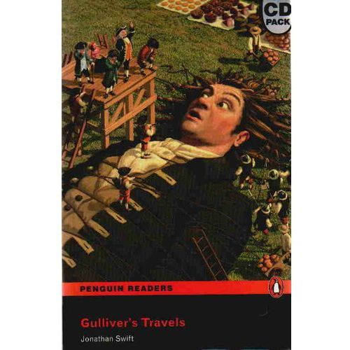 Gulliver's Travels + MP3 CD Penguin Readers Classic, Pearson
