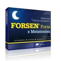 Kapsułki Olimp Forsen Forte z Melatoniną 30 kaps. Lepszy sen 40443