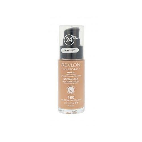 Revlon colorstay normal dry skin podkład 30 ml dla kobiet 180 sand beige
