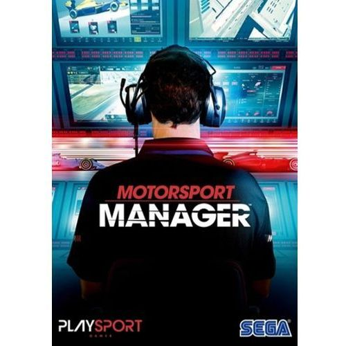 Motorsport manager (pc/mac/lx) klucz marki Sega