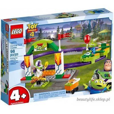 Kolejki i tory dla dzieci Lego