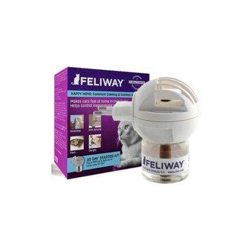 Feliway Feromony kojące dla kotów dyfuzor+wkład 48ml