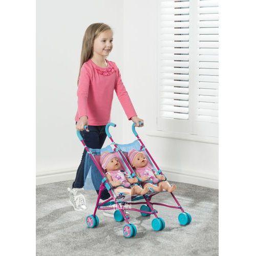 Zapf creation baby born wózek spacerówka dla lalek bliźniąt Hti