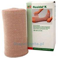 Rosidal K bandaż uciskowy o krótkim naciągu 10cm x 5m