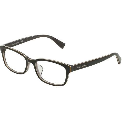 Dolce & gabbana Okulary korekcyjne dg3214pd asian fit 1871