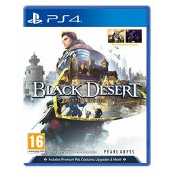 Black Desert (PS4)