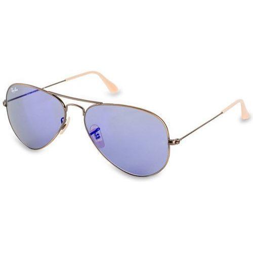 Ray-ban Okulary przeciwsłoneczne original aviator rb3025 - 167/68