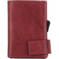 SecWal SecWal 2 Kreditkartenetui Geldbörse RFID Leder 9 cm rot ZAPISZ SIĘ DO NASZEGO NEWSLETTERA, A OTRZYMASZ VOUCHER Z 15% ZNIŻKĄ